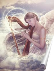 Постер Небесная мелодия