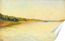 Постер Волга, 1884