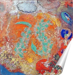 Постер Композииция.Цветы без вазы