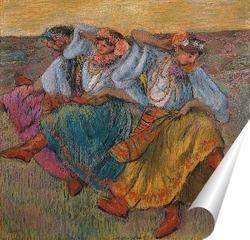 Постер Танцоры России, 1899
