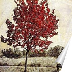 Постер Осенние краски