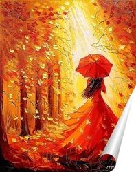 Постер Леди осень