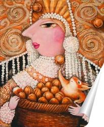 Постер Княгиня Орехова