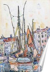 Постер Порт Ла-Рошель