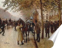 Постер Jean Beraud