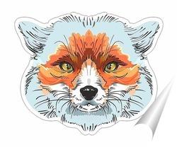 Постер Cunning fox