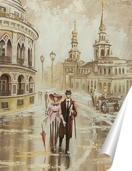 Постер СТАРЫЙ ГОРОД