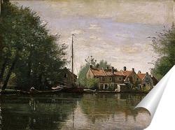 Постер Вид Голландии