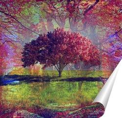 Постер Дерево чудес
