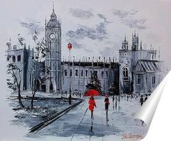 Постер Лондон