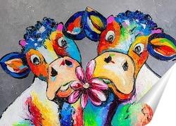 Постер Коровье свидание