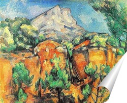 Постер Cezanne033