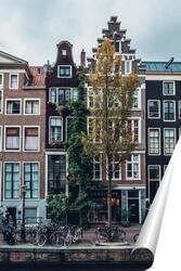 Постер День в Нидерландах