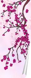 Постер Цветущая сакура