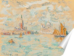 Постер Венеция, 1908