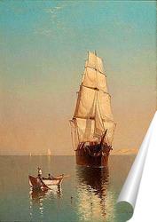 Постер На спокойной воде