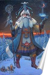 Постер Тол бабай /Дед мороз(удмуртский эпос)