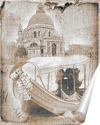 Постер Путешествие по Венеции
