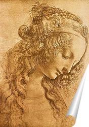 Постер Leonardo da Vinci-10