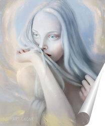 Постер Фантазийный портрет