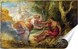 Постер Аврора похищает Цефалуса