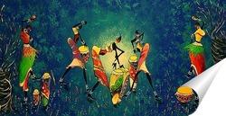 Постер Барабаны судьбы