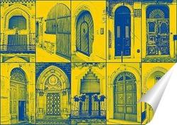 Постер Двери
