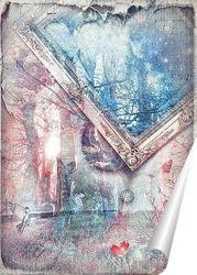 Постер Портал в лес