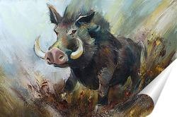 Постер Начало победы дикого зверя