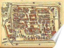 Постер Карты городов_9