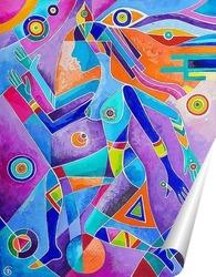 Постер Танец Нимфы