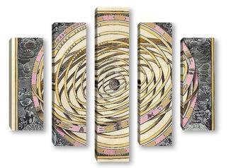 Модульная картина Звездные_10