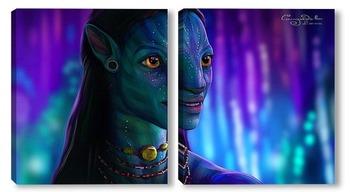 Модульная картина аватар