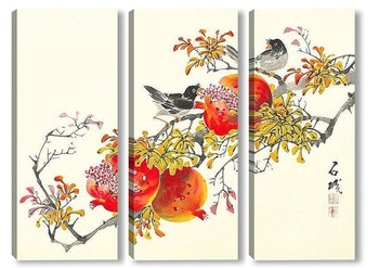 Модульная картина Oriental-06010922