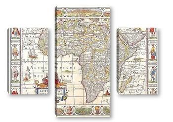 Модульная картина Африка_02