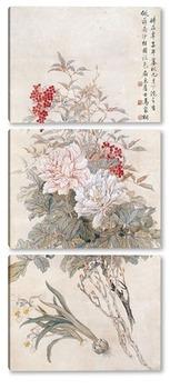 Модульная картина Картина Ятонг Ма