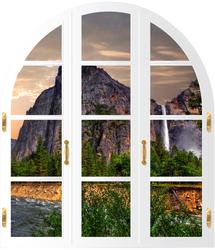 Наклейки Вид из окна
