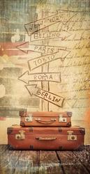 Наклейки Путешествие