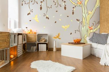 Наклейка декоративное дерево