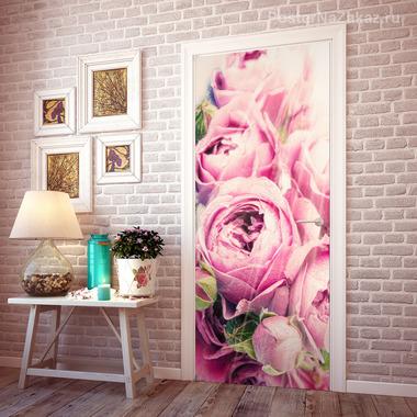 Наклейка Прекрасные розы