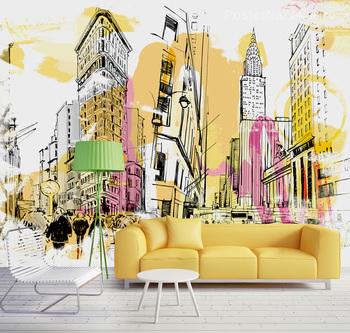 Фотообои Улицы Нью-Йорка
