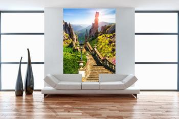 Лестница в горы