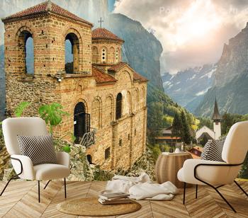 Фотообои Асенова крепость
