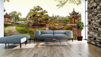 Китайский летний сад