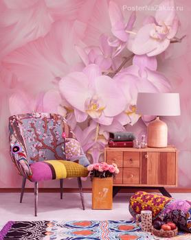 Фотообои Прекрасная орхидея