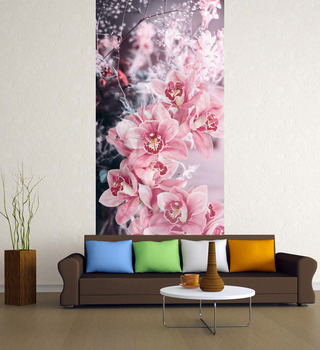 Фотообои Веточка орхидеи