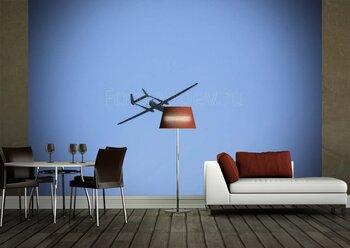 Фотообои Безпилотный самолет разведчик