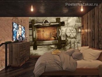 Фотообои на стену Улица в старом городе