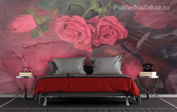 Фотообои Прекрасная роза