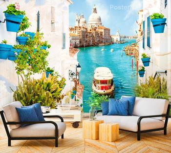 Фотообои Пейзажи Венеции